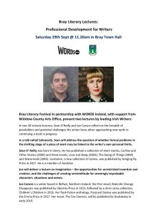 BRAY LITERARY LECTURES-jpeg